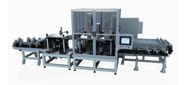 伺服压装机生产线