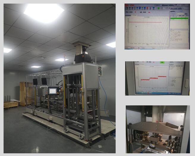 伺服压机生产厂家—氢燃料电池组堆压装工艺